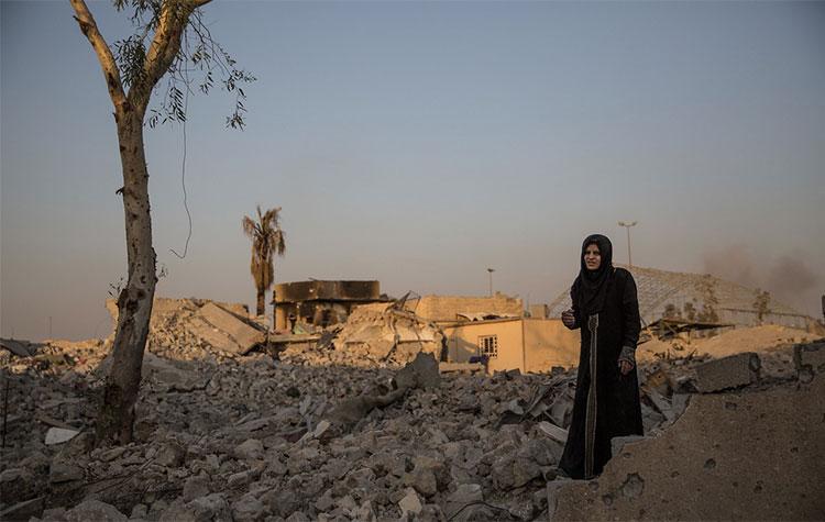 Mosul, till we die